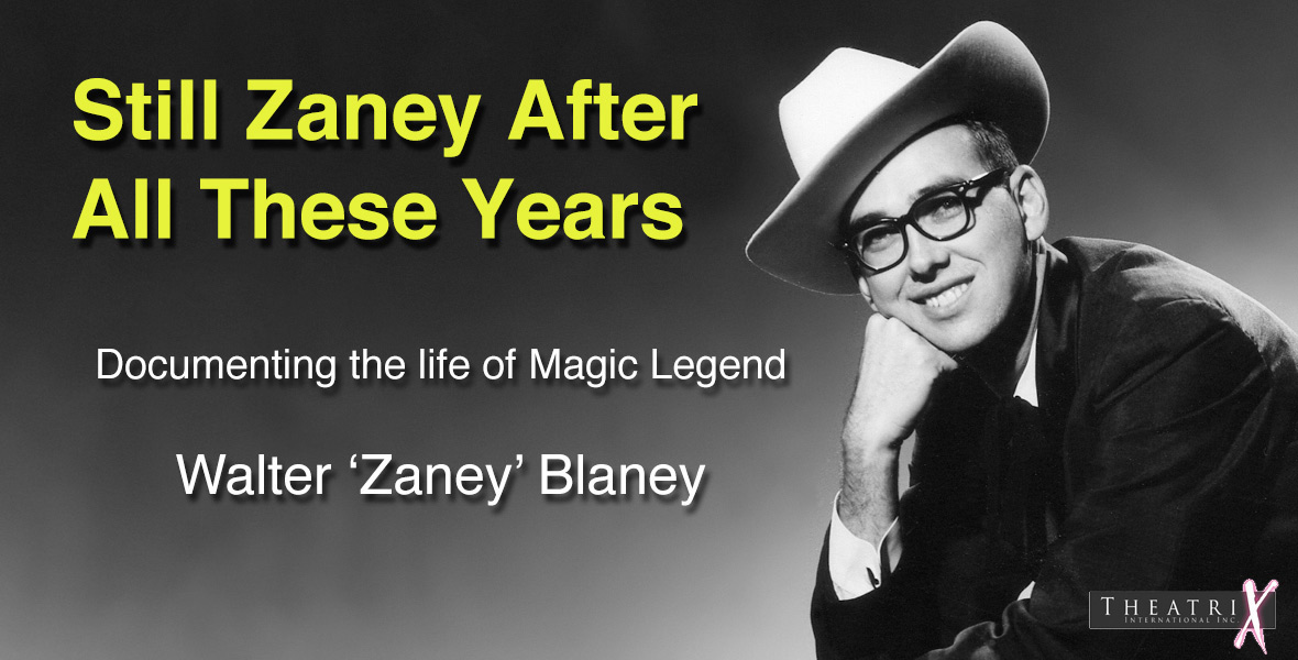 Walter Blaney Documentary.